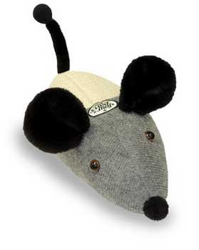 (Price/1)Rattle & Roll Cat Scratcher Mouse Shape