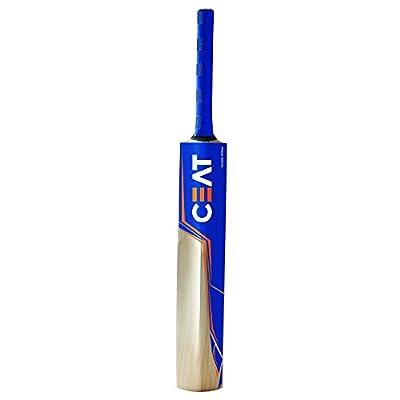 CEAT Kashmir Willow Cricket Bat - Super Gripp