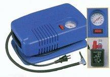 Champion Sport Ep1500 Electric Inflating Pump W/Gauge, Hose & Needle, 1/4 Hp Compressor