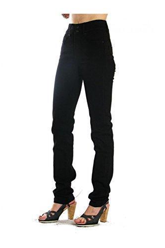 Jeans Salsa Secret Slim Nero nero 27 W/32 L