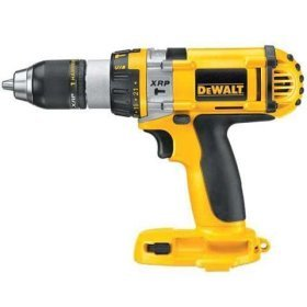 Bare-Tool DEWALT DC984B 14.4-Volt 1/2 inch Heavy-Duty XRP Cordless Hammerdrill/Drill/Driver (Tool Only, No Battery)