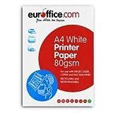 500 X A4 EBAY / AMAZON INTEGRATED LABELS STICKY ADDRESS POST PACK PAPER INKJET