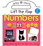 img - for Lift The Flap Numbers book / textbook / text book