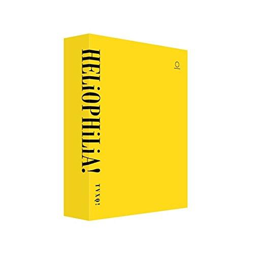 【先行販売】[スペシャル写真集] TVXQ (東方神起) - HELiOPHiLiA! (韓国版) (Ktown4u特典)(Ktown4u限定)