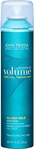 John Frieda Luxurious Volume All-Out Hairspray 10oz