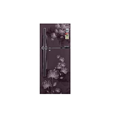 LG GL-D302JGFL Frost-free Double-door Refrigerator (285 Ltrs, 4 Star Rating, Graphite Florid)