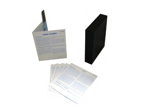 American Educational Microslide Your Glands Lesson Set