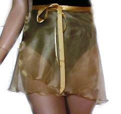 Gold Organza Wrap Ballet Skirt w/matching Hair Scrunchie Ladies/Girls - Buy Gold Organza Wrap Ballet Skirt w/matching Hair Scrunchie Ladies/Girls - Purchase Gold Organza Wrap Ballet Skirt w/matching Hair Scrunchie Ladies/Girls (Sheer Delights Dancewear, Sheer Delights Dancewear Skirts, Sheer Delights Dancewear Womens Skirts, Apparel, Departments, Women, Skirts, Womens Skirts, Wrap, Wrap Skirts, Womens Wrap Skirts)