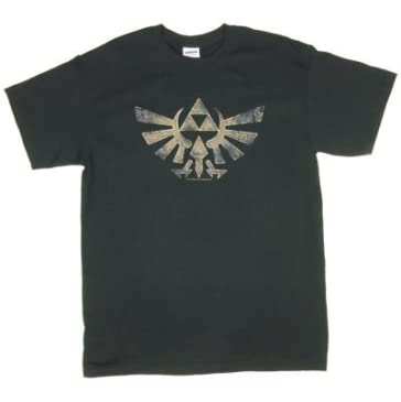 ゼルダの伝説◆Tシャツ Twilight Princess Triforce - Legend Of Zelda任天堂