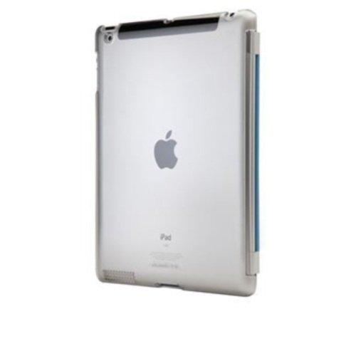 Case-Mate 日本正規品 iPad 2 Barely There Case(Apple Smart Cover Compatible), Clear スリム ハードリアカバー ベアリーゼア ケース(アップル純正スマートカバー同時使用OK) クリアー CM014595