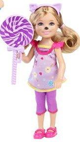 Barbie Doll Chelsea & Friends Madison Amusement Park Theme