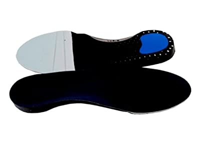 hard support orthotic insoles arch supports heel pads NHS Use