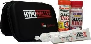 HypoWallet - Glucose Energy Kit