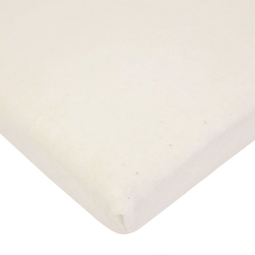 American Baby Company Organic Cotton Velour Pack N Play Playard Sheet