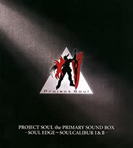 PROJECT SOUL the PRIMARY SOUND BOX-SOUL EDGE~SOUL CALIBURI&II-
