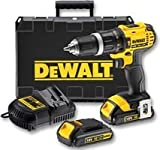 Advanced DEWALT - DCD785C2-GB - COMBI DRILL, 18V, 2 X 1.5AH - 1 Kit - Min 3yr Cleva Warranty