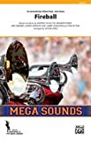 img - for Fireball - As Recorded by Pitbull Featuring John Ryan - Words and music by Andreas Schuller, Armando Perez, Eric Frederic, Joseph Spargur, Ilsey Juber, John Ryan, and Tom Peyton [Pitbull] / arr. Victor L  pez - Conductor Score & Parts book / textbook / text book