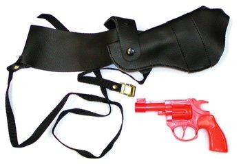 Shoulder Holster With Gun front-736463