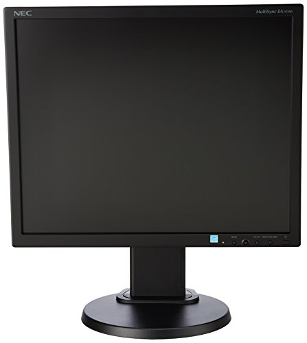 NEC Display EA193MI-BK MultiSync 19`` LED-Backlit LCD Monitor, Black