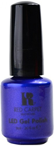 Red Carpet Led Gel Nail Polish (158 Drop Dead Gorgeous) By Red Carpet