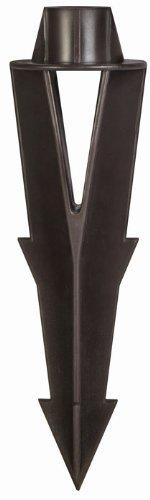Hinkley Lighting 0014Bz 9-Inch Length Composite Ground Spike