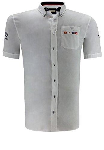 Maxfort -  Camicia Casual  - Uomo bianco 80