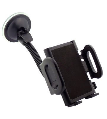 HTC Inspire 4G AT&T Car Windshield Mount Cradle Kit