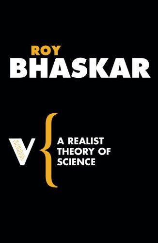 Amazon.com: A Realist Theory of Science (Radical Thinkers) (9781844672042): Roy Bhaskar: Books