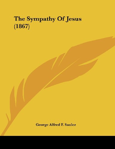 The Sympathy of Jesus (1867)