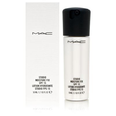 MAC Studio Moisture Fix Spf 15 ~ Full Size 1.7 Oz / 50 Ml