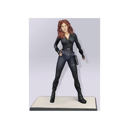 Moebius Models 1/8 Black Widow (Iron Man 2 Movie) Figure Model Kit