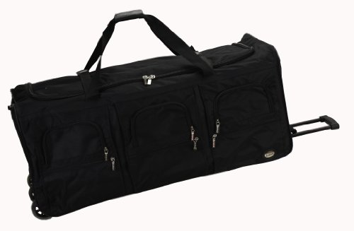 rockland-luggage-40-inch-rolling-duffle-bag-black-x-large