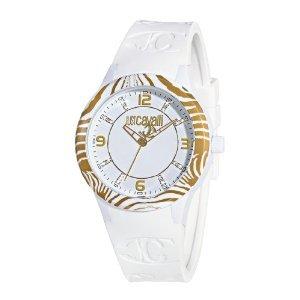 Just Cavalli Men's & Women's Plastic Case White Plastic Watch R7251194845