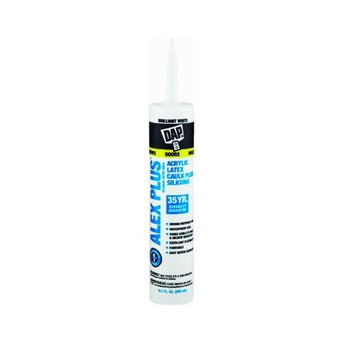 dap-inc-18152-101oz-white-alex-plus-acrylic-latex-caulk-with-silicone