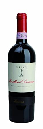 Terenzi Morellino di Scansano Riserva DOC 2008, 3er Pack (3 x 750 ml)