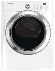 Frigidaire Ffqe5100Pw 7.0 Cu. Ft. Classic White Stackable Electric Dryer