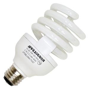 Sylvania 29913 Compact Fluorescent Light replacement for 3-way lamps using 12/22/33-Watt