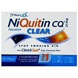 NiQuitin CQ Clear 21mg Step 1 14 Patches