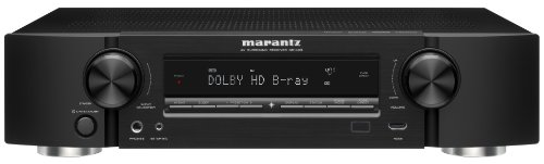 Marantz Nr1403 Slim Line 5.1-Channel Home Theater Av Receiver