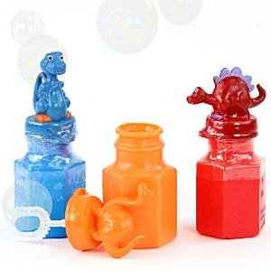 Dinosaures bulles Party - 17ml
