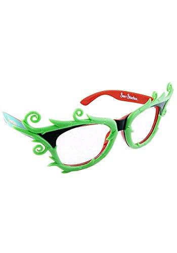 6b12e7acc534 Poison Ivy Glasses - ST. by hip hop wholesale