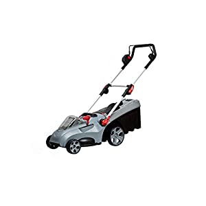 "40 Volt LG Chem 15"" Lithium Battery Lawn Mower by Greysen Products from Greysen Products LLC"