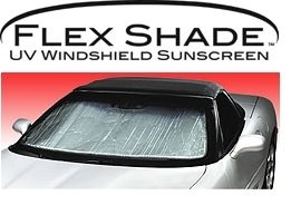 Covercraft Flex Shade Custom Fit Windshield Shade for Select Mazda CX-9 Models - Radiant Barrier Material (Silver) (Mazda Cx9 Sun Shade compare prices)