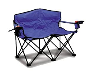 Loveseat Deluxe Portable Beach,camping,pool Side Chair, Easy Fold