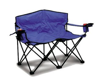 Loveseat Deluxe Portable Beach,camping,pool Side Chair, Easy Fold with Carrying Bag.