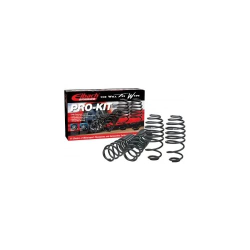 Eibach PRO-KIT Performance Springs Set of 4 Springs 35101.140