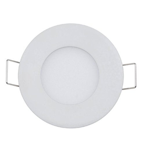 Brightsky 3W Led Round Panel White Light Bright Recessed Ceiling Downlight Bulb Lamp Ac120-265V