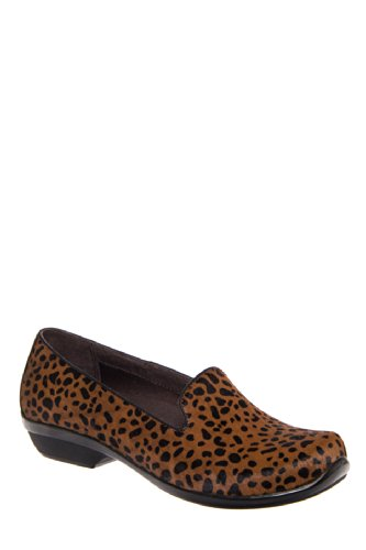Dansko Olivia Hair Calf Low Heel Shoe