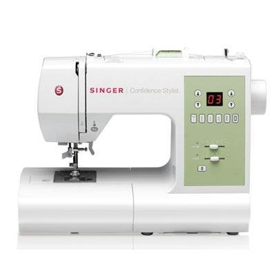 Selected Confidence Sewing Machine By Singer Sewing Co