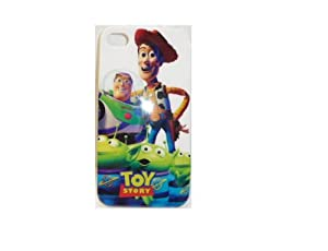 TOY STORY HARD BACK COVER CASE FOR IPHONE 4 4s 4G